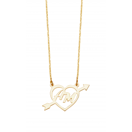 First Love  Name  Necklace