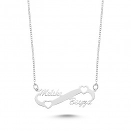ARTIFICIAL ETERNITY NECKLACE