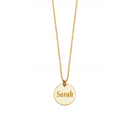 Disc Name  Necklace